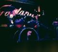 Daniela on Drums