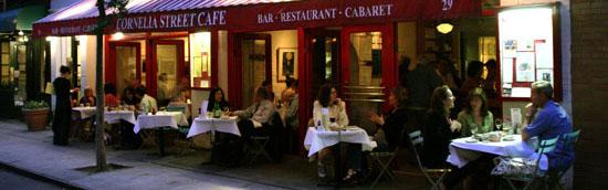 Cornelia Street Cafe