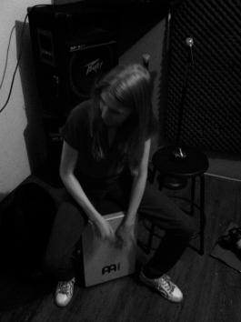 Daniela Rehearses