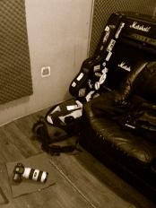 Backstage - Green Room