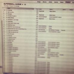Album Song Pool