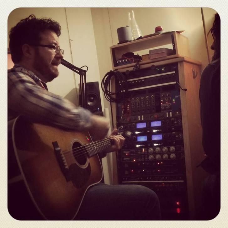 Re-writing 'Home' @ Moon Labs Studios