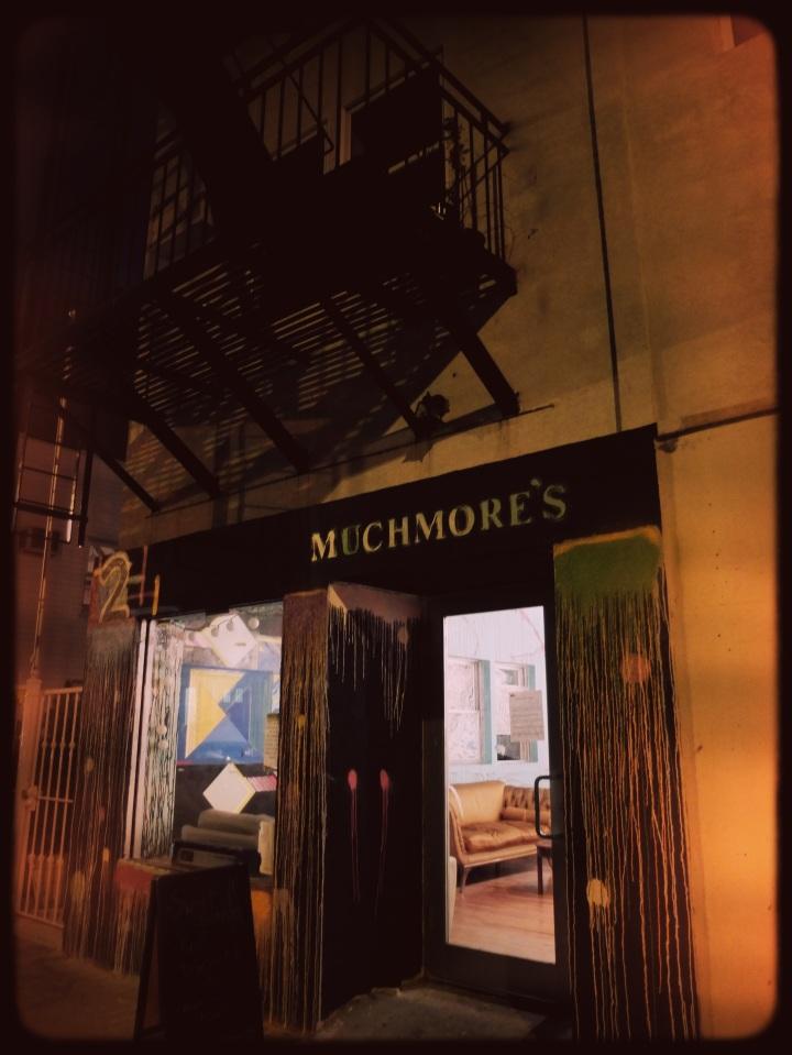 Muchnore's, Williamsburg, NYC.