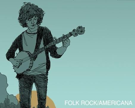 americana / folk rock