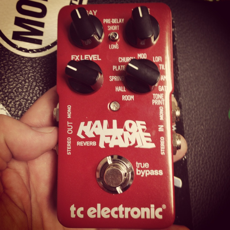 Hall of Fame Reverb