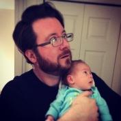 Daniela's daughter Abigail @ 5 months old.