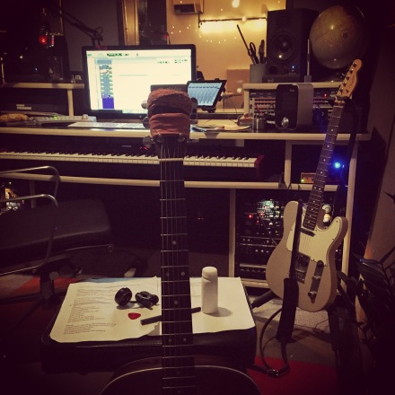 Take A Day Off @ Moon Labs Studios.
