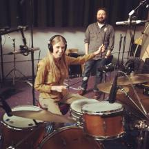 Daniela & Producer Tom
