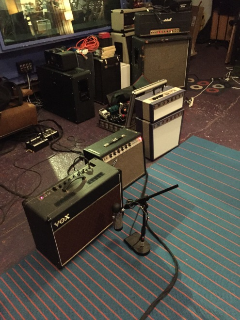 Amps!
