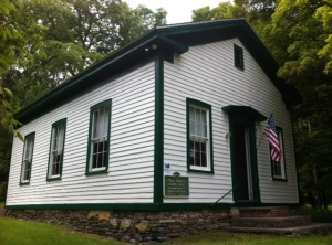 Rock Valley One-Room Schoolhouse