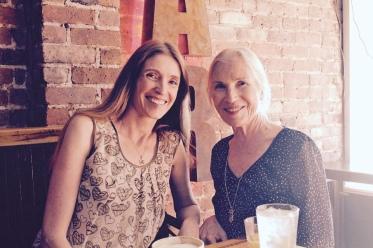 Daniela & Yaffa (Mom)