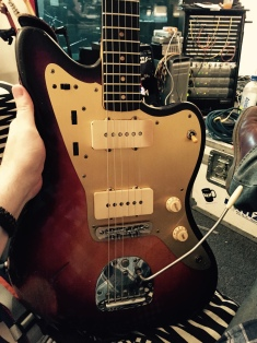 1959 Fender Jazzmaster.