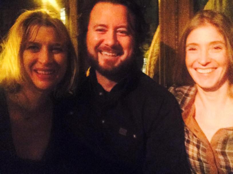 Amanda, Colin & Daniela