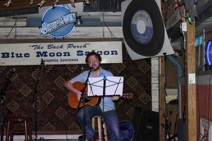 The Blue Moon Saloon, Lafayette, Louisiana.