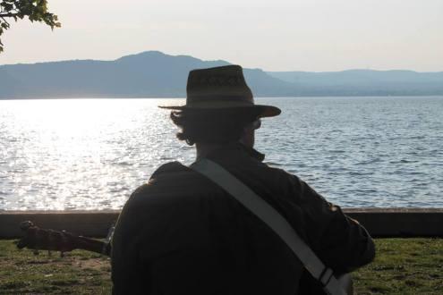 Hudson River Songwriting.