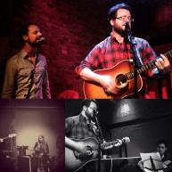 Silent Moon Release - Rockwood Stage #1, NYC.
