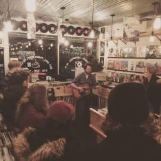 HiFi Records Christmas Party