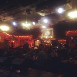 The Burren, Boston - Backstage View